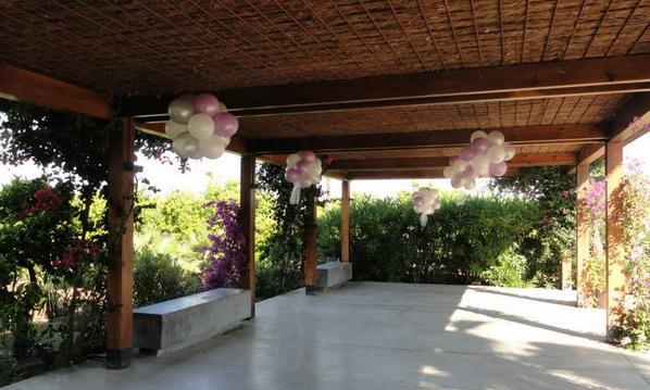 Decoraci 243 N Con Globos Para Fiestas Infantiles Salones Y